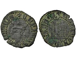 Cornado de Enrique II. Sevilla 1369-3-momeca-vico-S