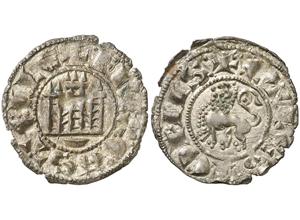Dinero de Fernando IV. Emisión 1297. Cuenca Fernando-1297-momeca-aureo-cuen