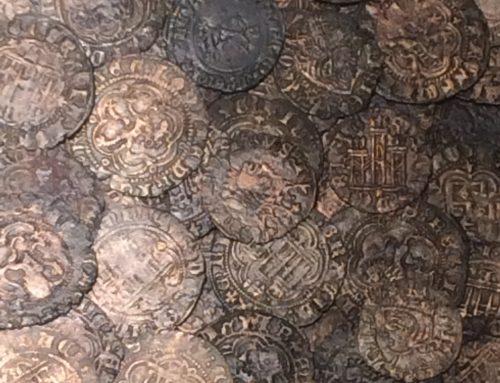 El tesoro de San Lorenzo de Carboeiro