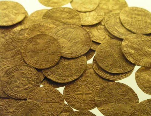 Esconder el dinero en la Edad Media