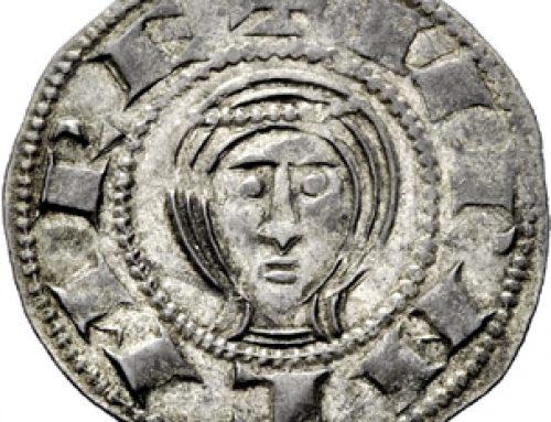 Mujeres con poder de emitir moneda en la Edad Media