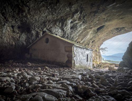 El hallazgo del Túnel de San Adrián entre Álava y Guipúzcoa