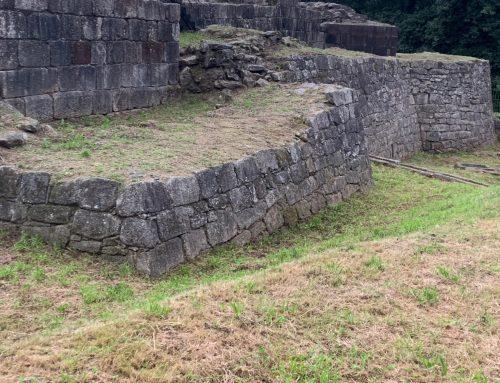 Hallazgos numismáticos del castillo de la Rocha Vella, Compostela